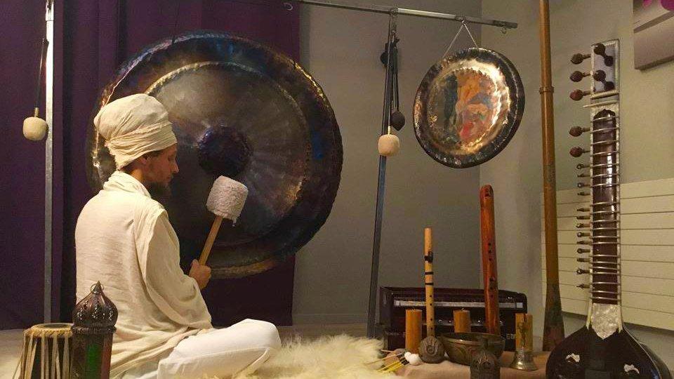 Méditation sonore dans votre club de Yoga à Sélestat